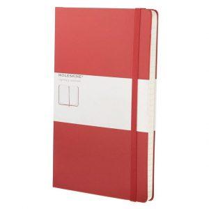Moleskine Classic Large Plain Notebook