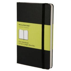 Moleskine Classic Pocket Plain musta
