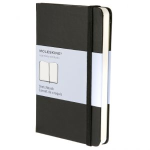 Moleskine Classic Pocket Sketchbook